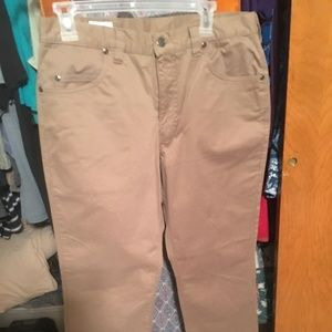Tom James Cotten Stretch Twill Men Pants
